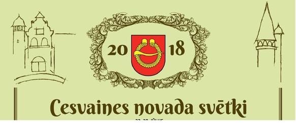 Cesvaines novada svētki 2018
